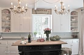 French Country Kitchen Creating Open Shelves In The Kitchen French Country Cottage