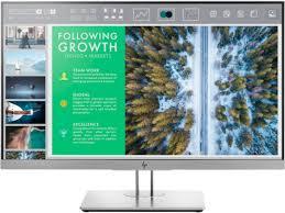 <b>Монитор HP EliteDisplay</b> E243 23.8 Руководства пользователя ...
