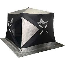 Зимние <b>палатки куб WoodLand</b> купить по лучшим ценам в ...
