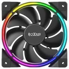 Кулер PcCooler Corona 120 мм RGB. Цена, купить ... - ROZETKA
