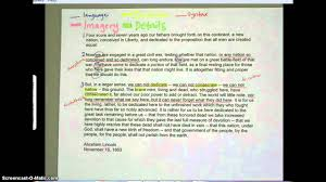 gettysburg address analysis gettysburg address analysis