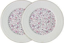 """<b>Набор обеденных тарелок</b> Colombo """"<b>Стиль</b>"""", 27 см, 2 шт"""
