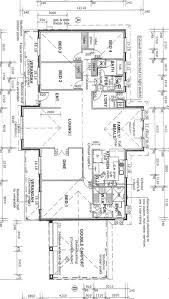 Kaz    s Journey  March The front of our house is the left of this scan  It    s a long ranch style house    a simple arrangements of rooms  We    ve gone for a large open plan area