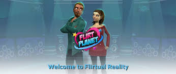 Flirtual Reality brings flirting to a virtual  gamified world