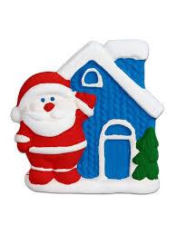 """Домик Деда Мороза"", магнит <b>Color Puppy</b> 2519581 в интернет ..."