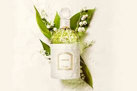Fragrance from the Exclusive <b>Le</b> Muguet <b>Guerlain</b> Collection