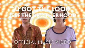 <b>JEFF The Brotherhood</b> - U Got The Look [Official Music Video ...