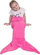 Pink Mermaid Tail - Amazon.com
