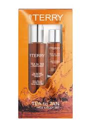Buy <b>BY TERRY Tea</b> to tan Face and Body Set (Worth £76) from the ...