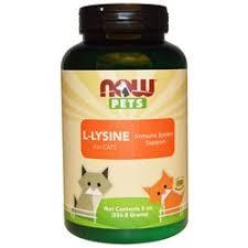 Now Foods,Now Pets - <b>L</b>-<b>лизин</b> для кошек купить недорого в ...