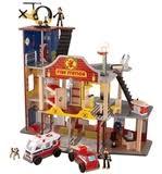 <b>KidKraft Пожарно</b>-<b>спасательная станция</b> - игровой набор для ...