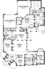 Luxury Style House Plans   Square Foot Home   Story     Luxury Style House Plans   Square Foot Home   Story  Bedroom and