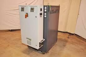 Used Regloplas 301 DG 72 kW <b>Hot</b> Oil Heater <b>unit</b> with Cooling ...