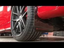 Focus ST/Focus RS Rally Armor <b>Mud Flap</b> Set 2013-2018 Installation