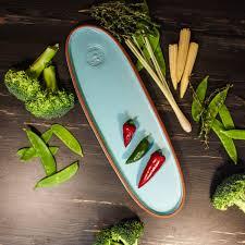 Тарелка для сервировки <b>Vegan</b> ⋆ <b>La Palme</b>
