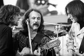 Flashback: Crosby, Stills, Nash, Young and <b>Tom Jones</b> in 1969 ...