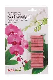 Удобрительные <b>палочки для орхидей</b>