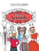 Really Cool Colouring Book 5: <b>Fashion Animals</b> - Elizabeth James ...