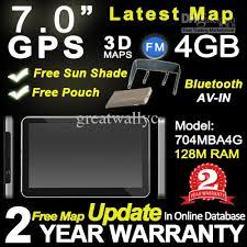 2019 DHL <b>Free Ship 2014 Newest</b> 7'' MTK Style GPS Navigation, 8G ...