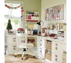 awesome white color home office room interior design ideas white laminated wooden office desk white wall awesome color home office