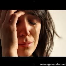 MEME CRYING WOMAN GENERATOR image memes at relatably.com via Relatably.com