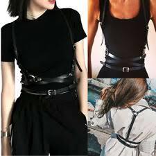<b>Body Harness</b> in <b>Women's</b> Belts for sale | eBay