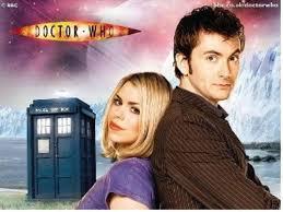 Doctor + Rose = <3