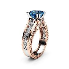 Vintage Rings,Fashion Women Color Separation ... - Amazon.com