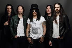 <b>Slash ft</b>. <b>Myles Kennedy</b> & The Conspirators - Living the Dream Tour ...