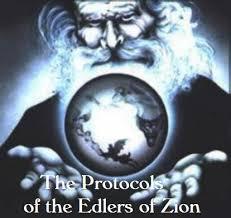「The Protocols of the Elders of Zion」の画像検索結果