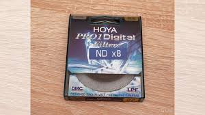 Нейтрально-серый <b>светофильтр Hoya PRO 1D</b> ND8 52mm ...