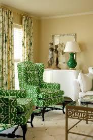 image living room tan green