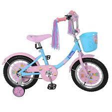 """<b>Велосипед 2</b>-<b>х</b> 14"""" <b>PEPPA</b> PIG ВН14141К – купить в интернет ..."""