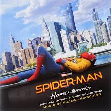 <b>Spider</b>-<b>Man</b>. <b>Homecoming</b> (<b>OST</b>) — купить в интернет-магазине ...