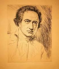 signed in pencil ´<b>Karl Bauer</b>´. - KB_02_Goethe_x