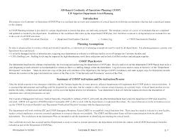 Resume Examples: Resume Mission Statement Example Resume Templates ... Resume Examples, Resume Mission Statement Example For Continuity Of Operations Planning With Planning Assumptions And ...