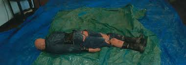 beverly smith s murder durham regional police s oldest cold case during its mr big operation durham police faked a murder to obtain a confession from alan smith officers used sheep s blood and this tarp wrapped