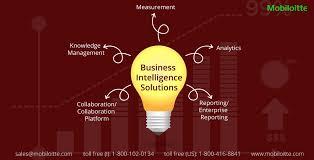 enterprise mobile business intelligence software solutions business intelligence consulting