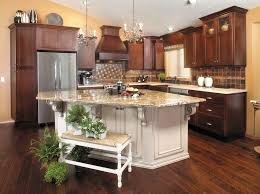 Small Picture kitchen light cherry cabinets painted island finishes like