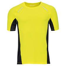 <b>Футболка SYDNEY MEN</b>, <b>желтый</b> неон с логотипом - купить ...