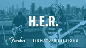 H.E.R. | <b>Fender</b> Signature Sessions | <b>Fender</b> - YouTube