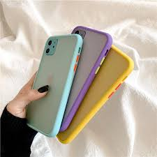 <b>Mint Hybrid Simple Matte</b> Bumper Phone Case for Iphone 11 Pro ...