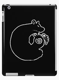 """King (<b>Grizzly's Sin of Sloth</b>) Symbol"" iPad Case & Skin by huckblade"