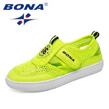 <b>BONA New Fashion Style</b> Children Casual Shoes Candy Color ...