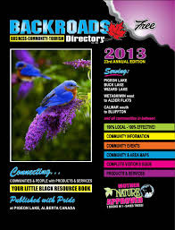 Backroads Directory 2013 by Shirley Hauptman - issuu