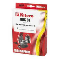 <b>Пылесборник Filtero UNS 01</b> Standard (3 шт.) универсальные ...