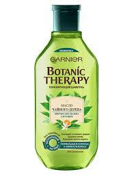 <b>Тонизирующий шампунь</b> Botanic Therapy Масло чайного дерева ...