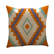 HOOUDO Throw Pillowcase,<b>Cushion</b> Cover Square <b>Geometric</b> ...