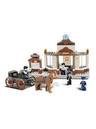 """<b>Конструктор</b> """"<b>Железнодорожный вокзал</b>: Прошлый век"""" 175 ..."""
