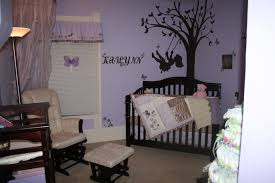 furniture for baby girl room appealing nursery room decorating ideas with kailyn decal image wallpaper on baby girl furniture ideas